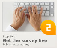 Add your survey to your site