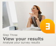 View surveys results